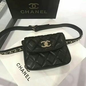 🌼New Chanel VIP Gift Waist belt bag🌼